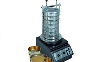 Agitador Eletromagnético de Peneiras Bertel