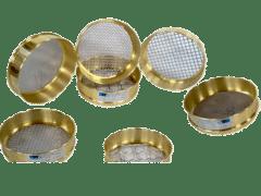 Peneiras – Tamis redonda BERTEL para análises granulométricas
