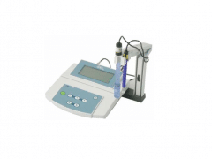 pHmetro de bancada BEL PHS3BW Completo