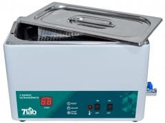 Banho Ultrassônico com aquecimento 7Lab